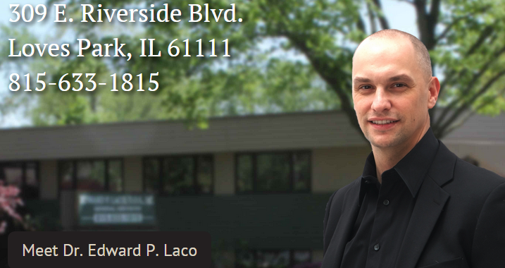 Loves Park dentist Dr. Edward Laco